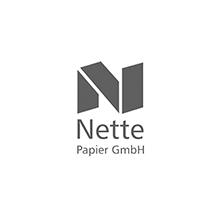 Nette Papier Logo klein