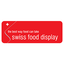 Swiss Food Display Logo klein