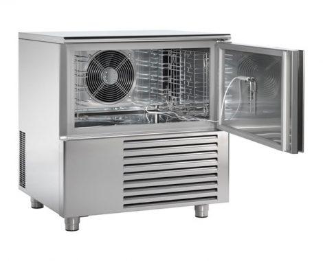 Sincold-Schnellkühler-Tischhohes-Gerät-geöffnet